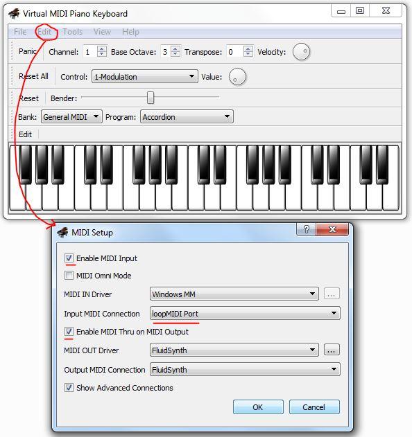 MIDI Playback